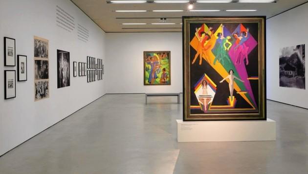 Ausstellung im MdM (Bild: MdM/Rainer Iglar)