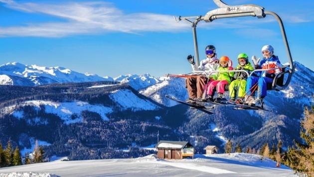 Bislang waren es vor allem Wintersportler, die in die Region gekommen sind. Nun will man Ganzjahresdestination werden. (Bild: Stills and Emotions - Rudy Dellinger)