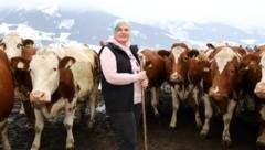 Bäuerin Claudia Entleitner (Bild: Hölzl Roland)