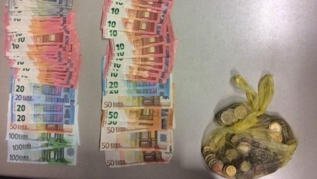Der Serieneinbrecher suchte gezielt nach Bargeld, die große Beute blieb ihm aber verwehrt. (Symbolbild) (Bild: APA/Polizei)