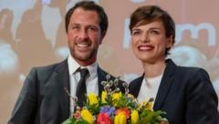 Georg Dornauer und Pamela Rendi-Wagner (Bild: APA/EXPA/JOHANN GRODER)