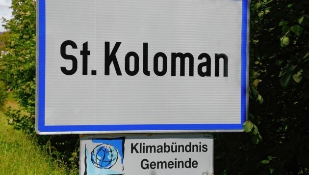 """Das Gasthaus """"Goldener Stern"""" in St. Koloman hat zugesperrt. (Bild: GERHARD SCHIEL)"""