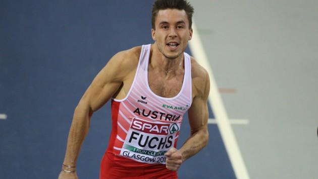 Markus Fuchs (Bild: GEPA)