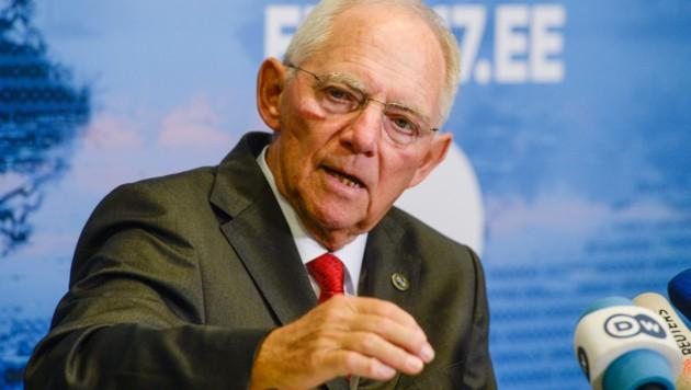 Wolfgang Schäuble (Bild: AFP)