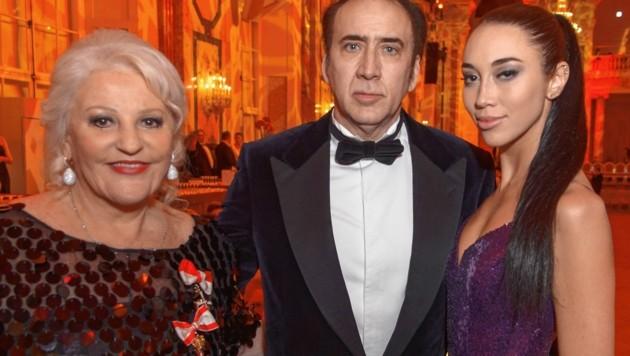 Nächste Station: Nicolas Cage in der Hofburg