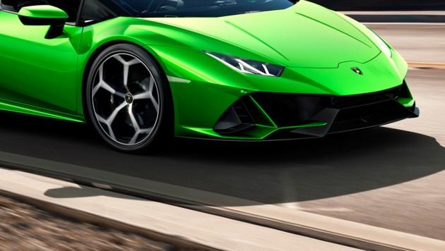 (Bild: Lamborghini)