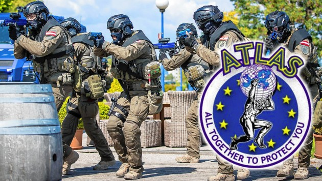 Erste Schaltzentrale für 38 Anti-Terror-Einheiten