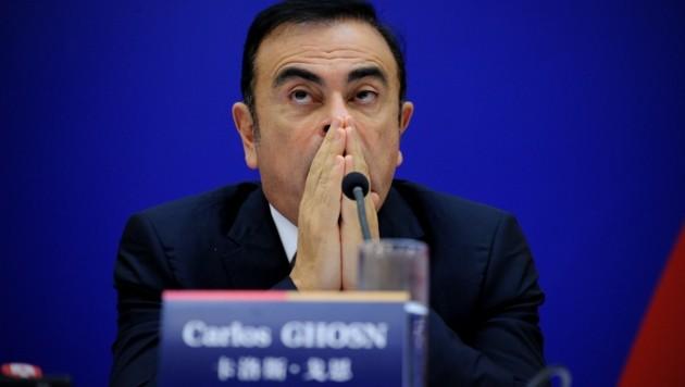 Carlos Ghosn (Bild: AFP)