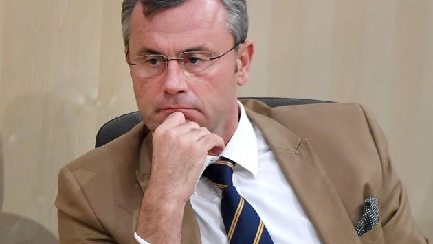 Norbert Hofer (FPÖ) (Bild: APA/Roland Schlager)