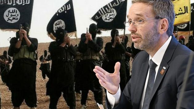 """Kickl: """"Werden keine IS-Kämpfer zurückholen"""""""
