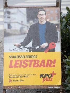 Im Grundsatzkampf eine Kannibalisierung gegen die neuen Linken, da wird das Wählerreservoir sehr knapp. (Bild: www.vogl-perspektivew.at)