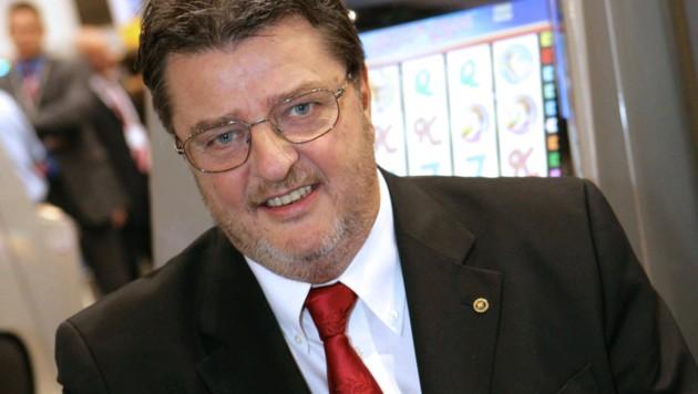 Novomatic-Chef Johann Graf (Bild: APA/NOVOMATIC)