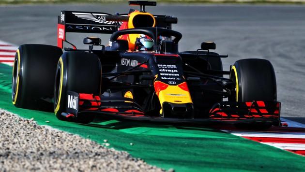 Mateschitz holte die Formel 1 in die Steiermark. (Bild: GEPA)