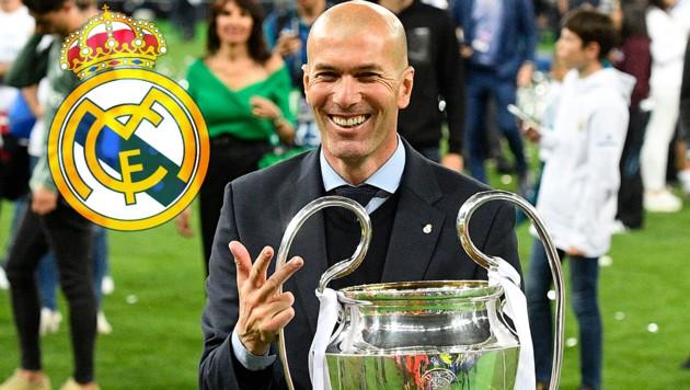 (Bild: APA/AFP/GENYA SAVILOV, Real Madrid)