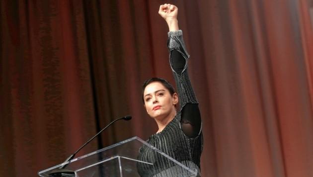 #MeToo-Aktivistin und Schauspielerin Rose McGowan kommt am 23. März zur Diagonale (Bild: REUTERS)