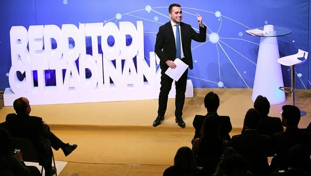 780 Euro: Ansturm auf Mindestsicherung in Italien
