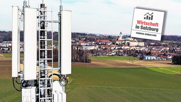 Neue Sendemasten werden nicht gebaut, 180 werden aber noch heuer umgerüstet (Bild: Werner Kerschbaummayr)