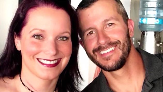 Chris Watts und seine Ehefrau in glücklichen Zeiten - nun ist sie tot, er im Gefängnis.