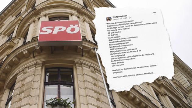 "SPÖ-Politiker: FPÖ-Wähler sind ""schwer krank"""