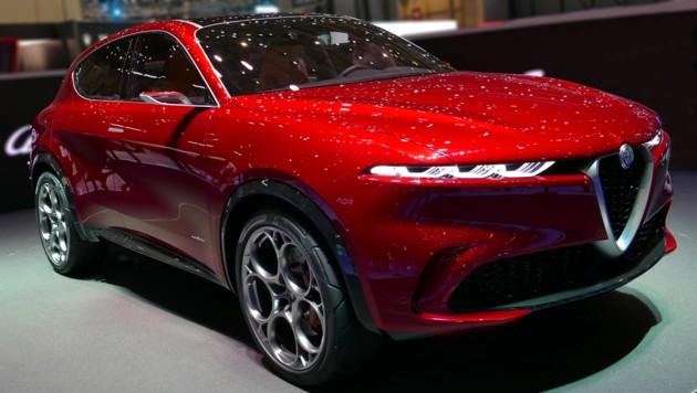 Alfa Romeo Tonale (Bild: Stephan Schätzl)