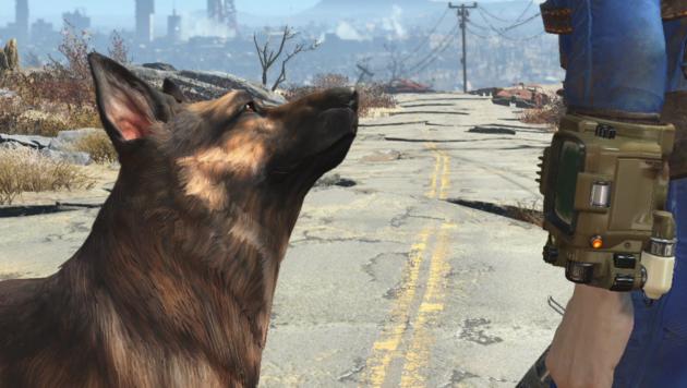 """Screenshot aus """"Fallout 4"""" (Bild: Bethesda Softworks)"""