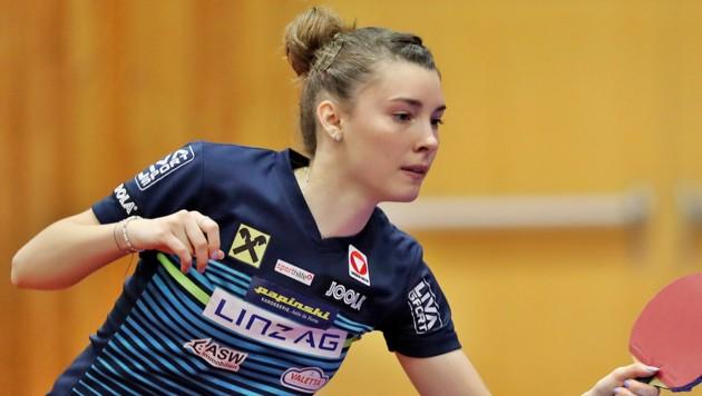 Karoline Mischek (Bild: GEPA )