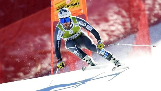 Weltmeister Kjetil Jansrud (Bild: APA/HELMUT FOHRINGER)