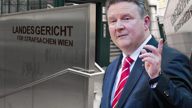 Einbruch Bei Bürgermeister 4 Jahre Haft Für Täter Kroneat