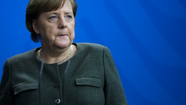 Angela Merkel (Bild: AP)