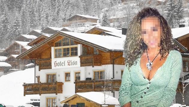 In der Küche des Hotel Lisa passierte es. Petronela T. (30) ist derzeit in U-Haft (Bild: GERHARD SCHIEL)