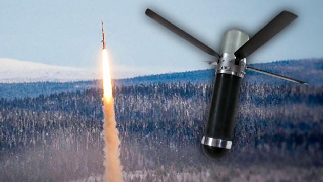 (Bild: TU Wien Space Team, Swedish Space Corporation, krone.at-Grafik)