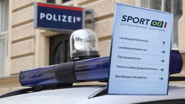 Die Polizei ermittelt gegen einen Trainer des Heeressportzentrums, das in Linz im Olympiazentrum beheimatet ist. (Bild: Jürgen Radspieler, Daniel Scharinger)