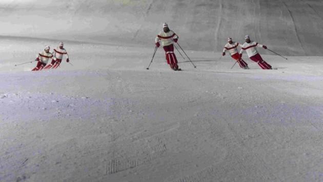 Demofahrten gehören zu den Interski-Kongressen (Bild: TVB St. Anton am Arlberg)
