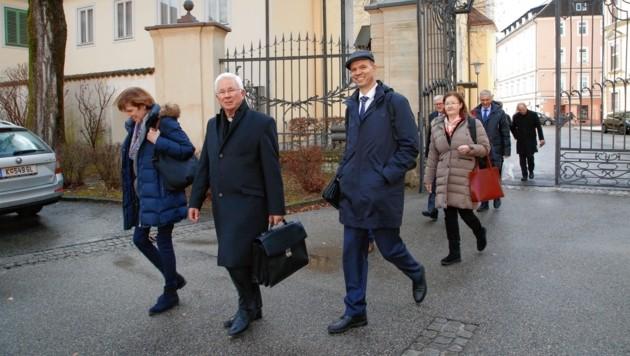 Vor zwei Monaten kam das Visitationsteam nach Kärnten, nun ist der Bericht fertig. (Bild: Rojsek-Wiedergut Uta)