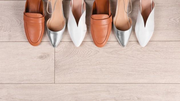 Mules Schuhe der Sommertrend für Frauen | Schuhe24