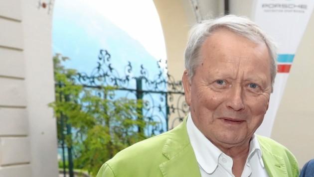 Wolfgang Porsche (Bild: Sepp Pail)