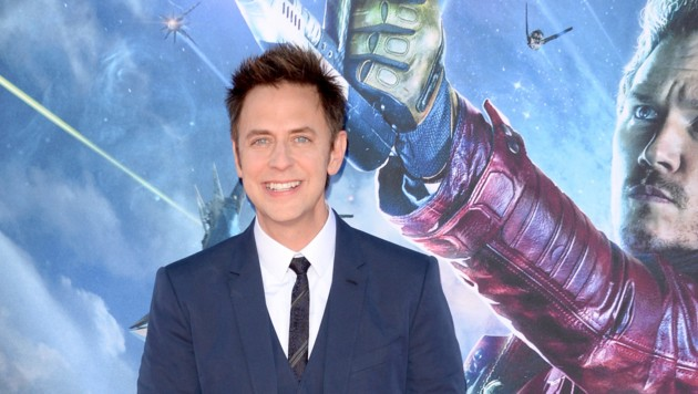 Regisseur James Gunn (Bild: AFP)