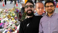 Die Gesichter der Opfer des blutigen Terroranschlags in Neuseeland (Bild: ASSOCIATED PRESS. NZ Herald)