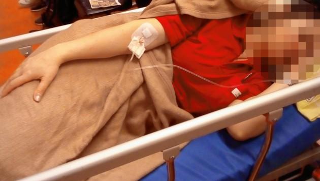 Die Frau befand sich laut AKH in der für liegende Patienten vorgesehenen Wartezone, die von der Notfallaufnahme überwacht wird. (Bild: zVg)