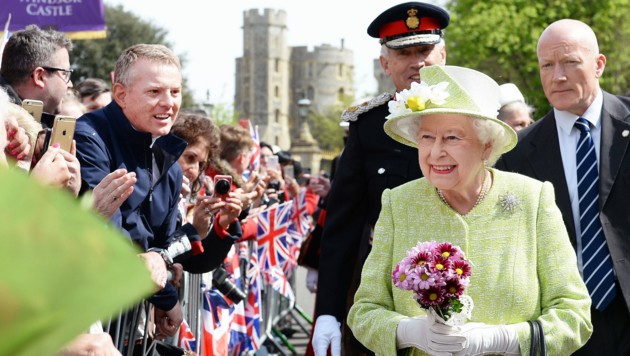 In Sandringham macht die königliche Familie unter anderem ihren Weihnachtsurlaub. Damit Queen Elisabeth und Co. nicht frieren müssen, wird auf Technik aus Gmunden vertraut. (Bild: AP)