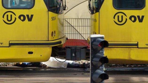 Drei Todesopfer wurden mittlerweile bestätigt. (Bild: AP)