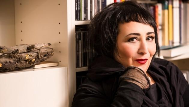 Julya Rabinowich (Bild: CS, Michael Mazohl)