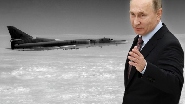 (Bild: AFP/Sergei Ilnitsky, wikipedia.org, krone.at-Grafik)