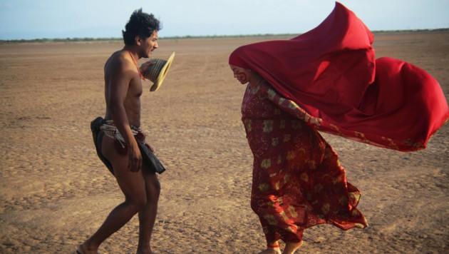 """""""Pájaros de Verano"""" (Grünes Gold der Wayuu): Armut, Liebe, Drogen, Geld, Macht, Kampf (Bild: derechos reservados)"""