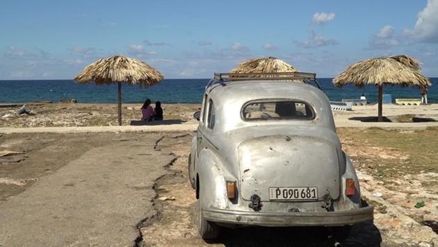 """""""Winter in Havanna"""": W. Größbauer (Bild: Fortuna Media)"""