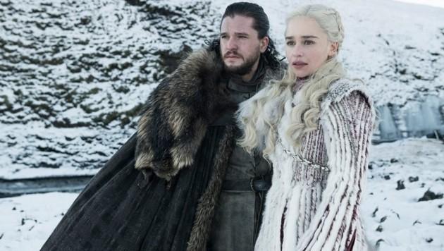 """Diese Bild erzeugt bereits Vorfreude auf die achte Staffel von """"Game of Thrones"""". (Bild: © 2019 Home Box Office)"""