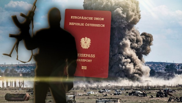 30 weitere IS-Terroristen aus Österreich in Syrien
