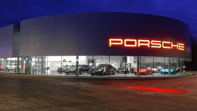 Porsche (Bild: Porsche Holding GmbH)
