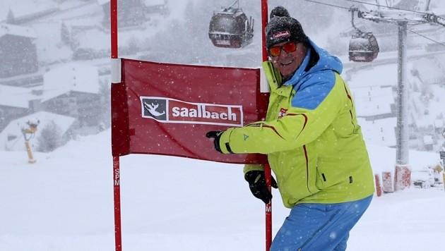 Bartl Gensbichler in Saalbach (Bild: Tröster Andreas)