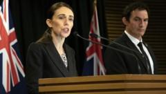 Premierministerin Jacinda Ardern (Bild: AFP )
